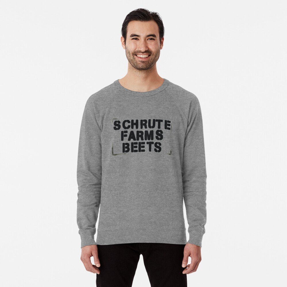 SCHRUTE FARMS BEETS Lightweight Sweatshirt