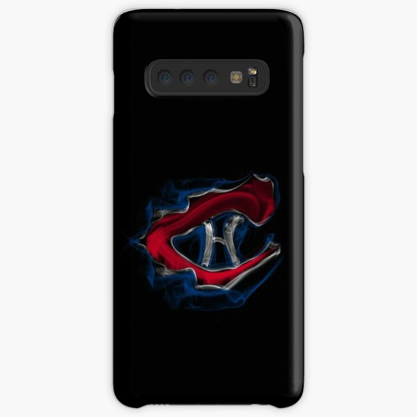 Montreal Canadiens Smoke Samsung Galaxy Snap Case