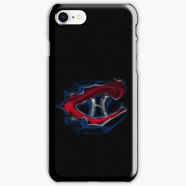Montreal Canadiens Smoke iPhone Snap Case