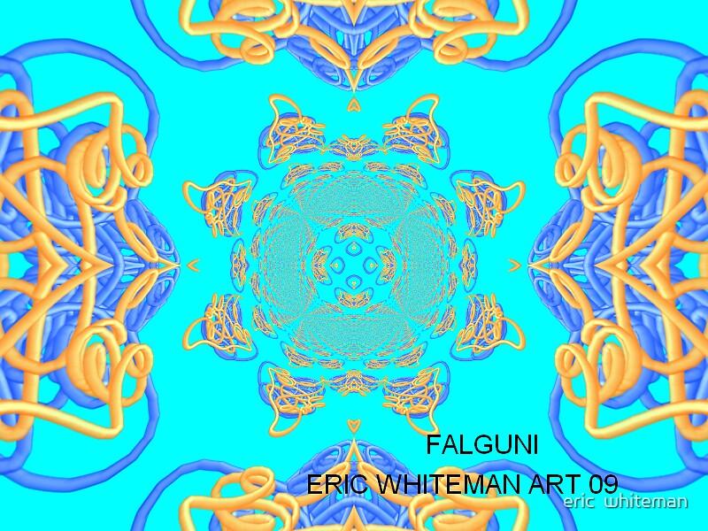 ( FALGUNI  )  ERIC WHITEMAN ART   by eric  whiteman