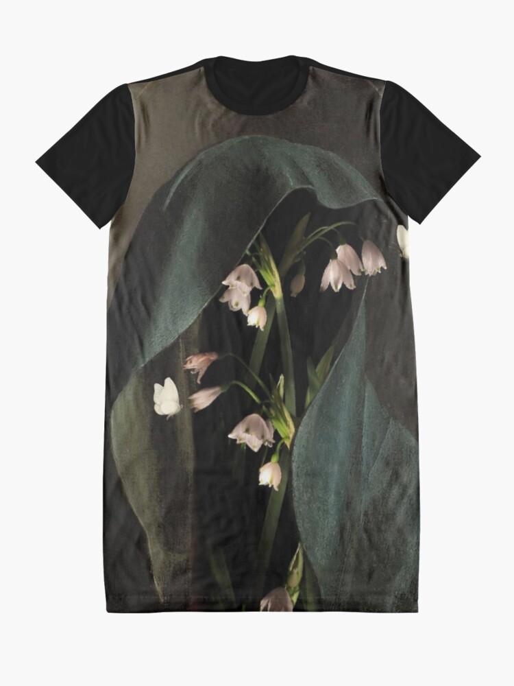 Alternate view of LA PRÉSENCE PURE Graphic T-Shirt Dress
