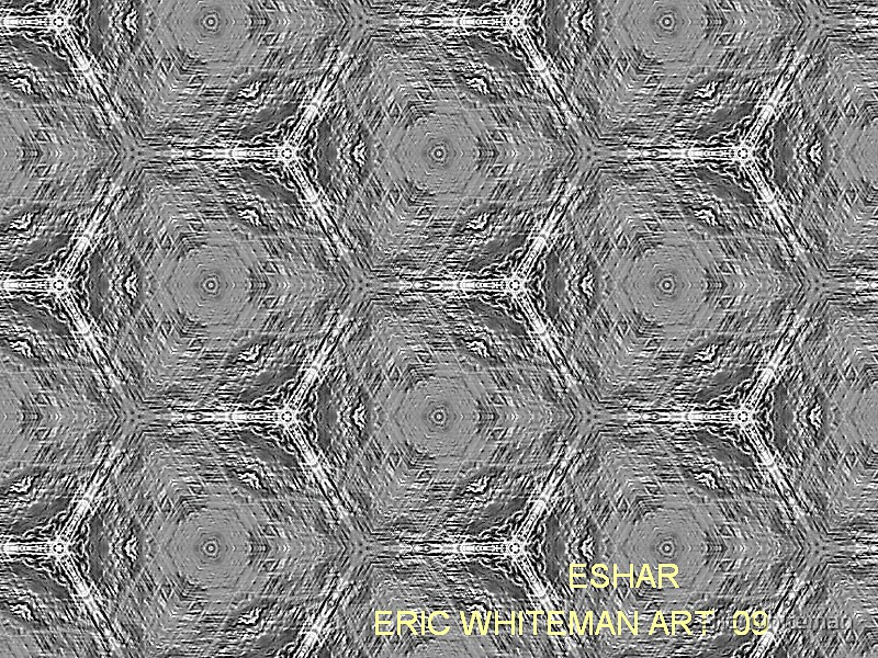 (  ESHAR )  ERIC WHITEMAN ART   by eric  whiteman