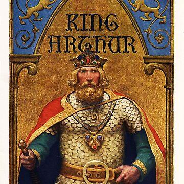 King Arthur by Geekimpact