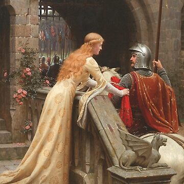 Guinevere and Lancelot by Geekimpact