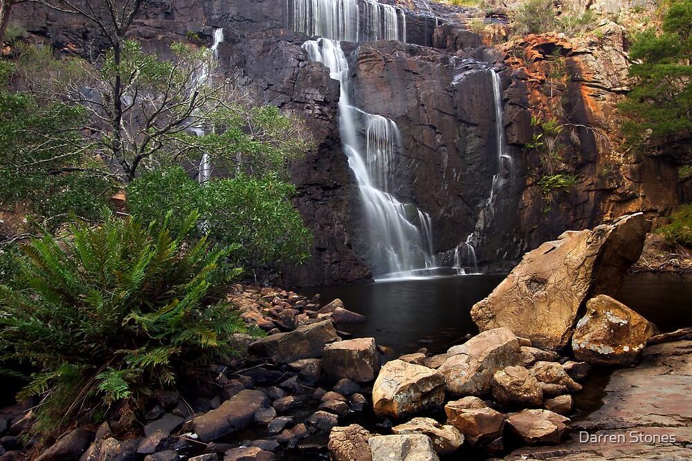 MacKenzie Falls at the Grampians National Park by Darren Stones