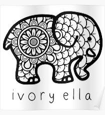 07ebae8e4c7c2 Ivory ella posters redbubble jpg 210x230 Ivory ella logo