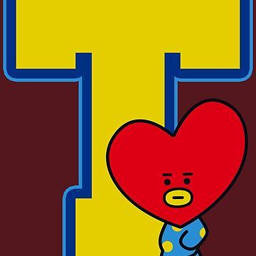 BT21 University - Tata by ZeroKara