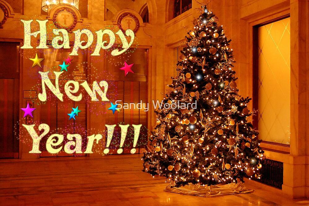 Happy New Year!!!! by Sandy Woolard