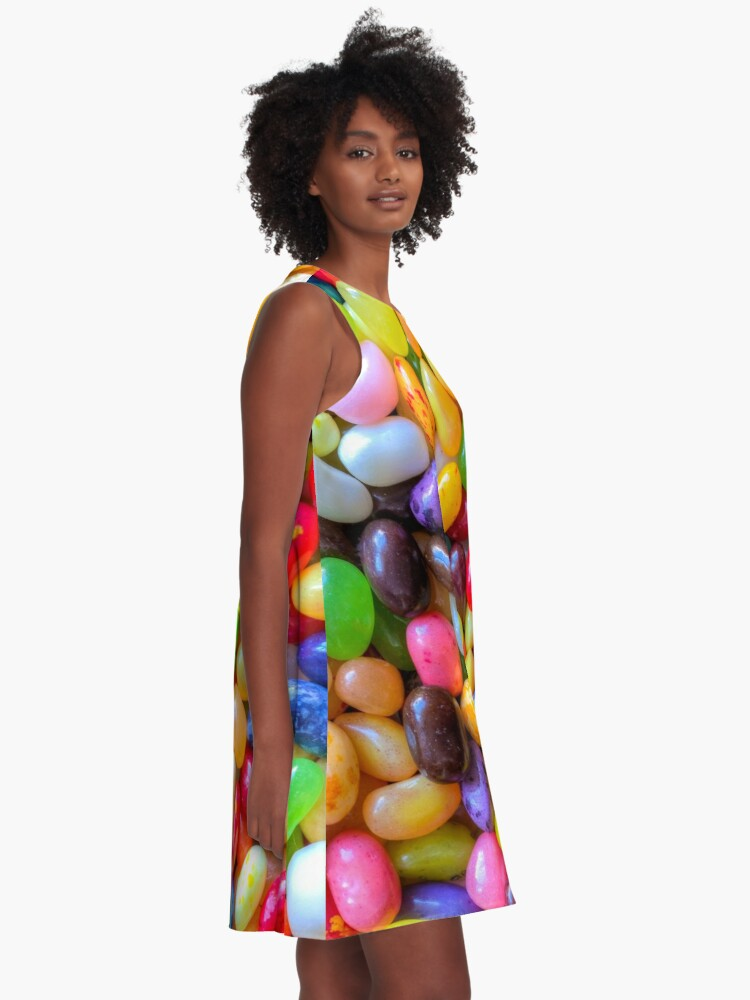 Alternate view of Jelly Beans A-Line Dress