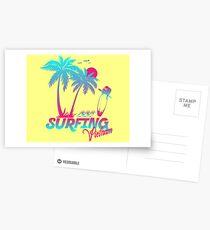 Surfing Vietnam Postcards