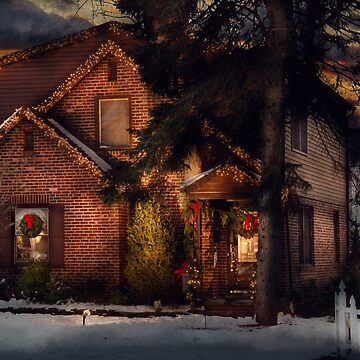 Christmas - Gingerbread House by mikesavad