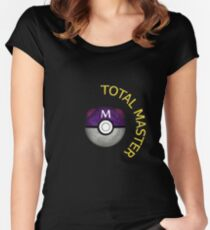 Master It Women's Fitted Scoop T-Shirt