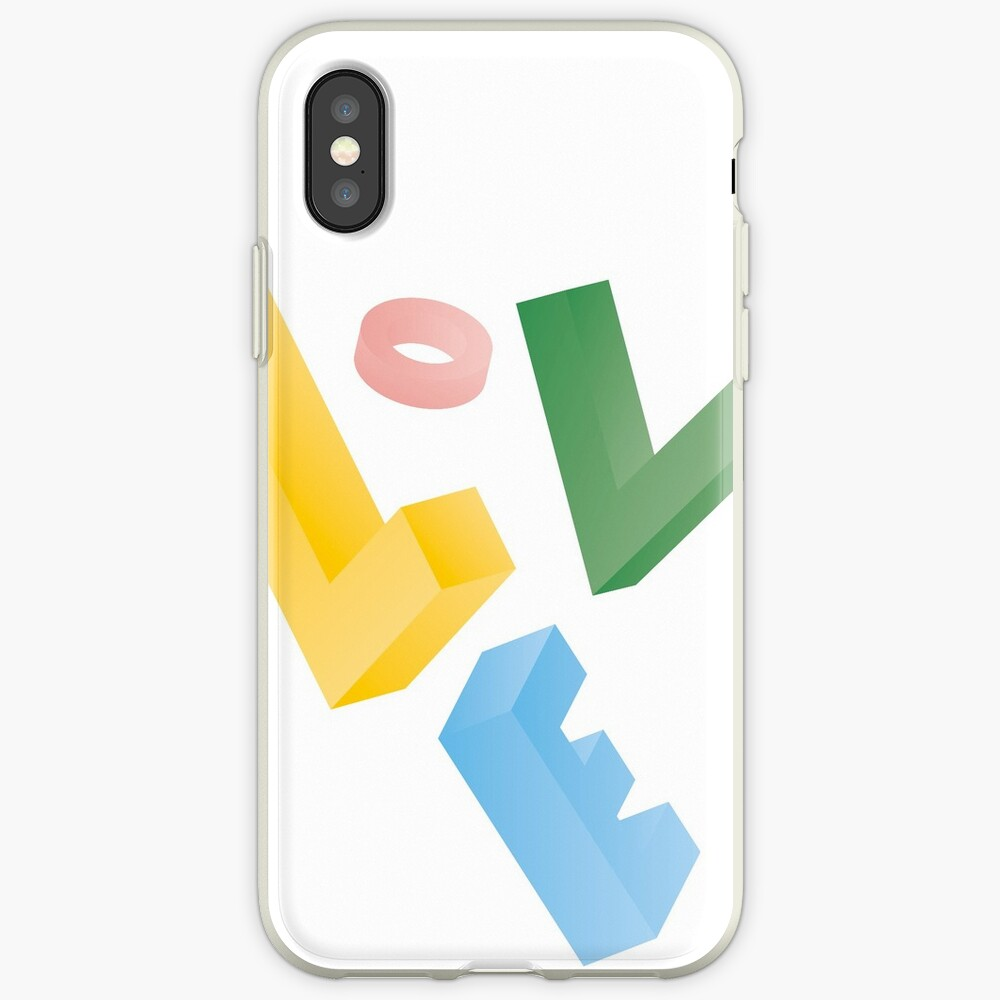 love what you do iPhone Case & Cover