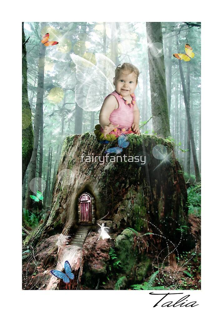 Fairy princess Talia by fairyfantasy
