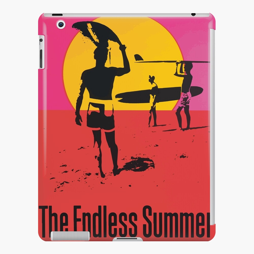 Endless Summer, 1966 Surf Sport Documentary Poster, Artwork, Prints, Posters, Tshirts, Men, Women, Kids iPad Case & Skin