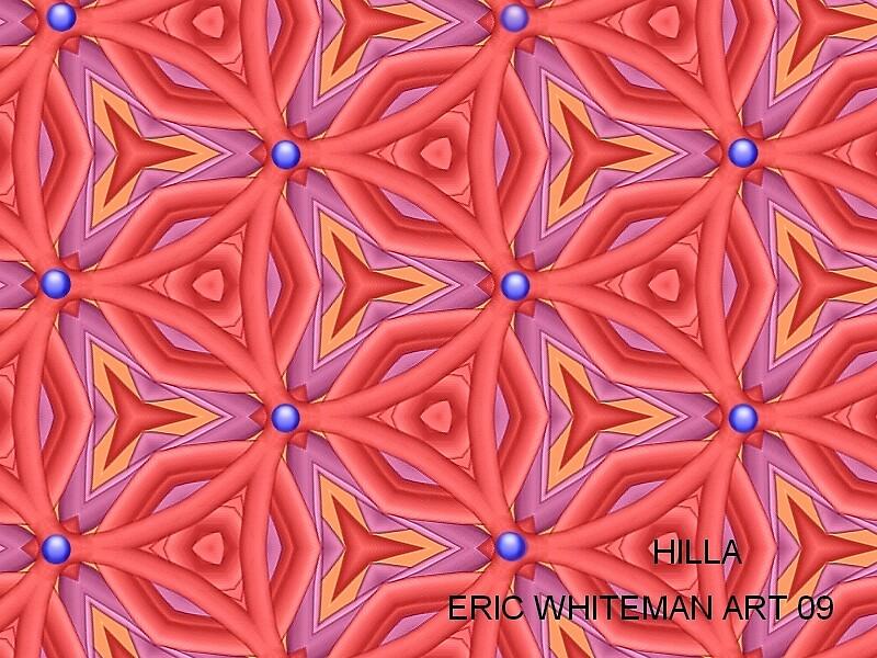 ( HILLA )  ERIC WHITEMAN  by ericwhiteman