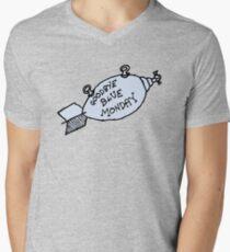 Goodbye Blue Monday V-Neck T-Shirt