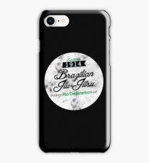 Established 1914 - Brazilian Jiu-Jitsu iPhone Case/Skin