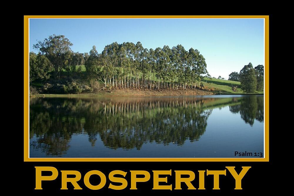 Prosperity by Sharon Hague