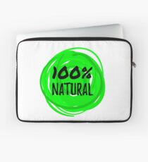 NATURAL 100% Laptop Sleeve