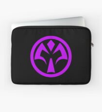 Phantasy Star Online Section ID: Purplenum Laptop Sleeve