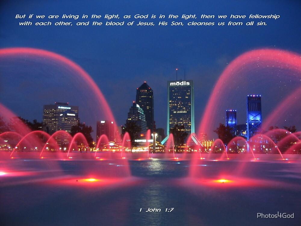 Fountain Spectacular, Jacksonville by Photos4God