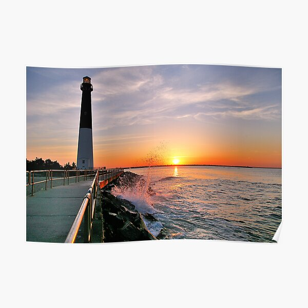 Barnegat Light Poster