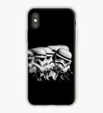 Stormtrooper distracted iPhone Case