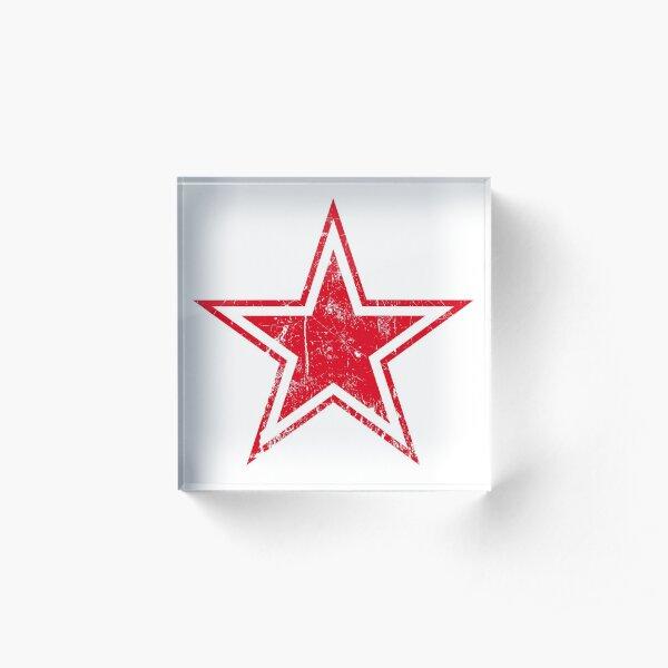 Cockade USSR Acrylic Block