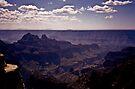 grand canyon, arizona by gary roberts