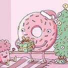 Donut 1 by KaitheFinn