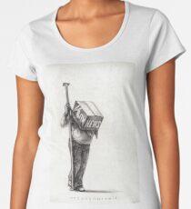 Unboxyourself - BOX NEWS Women's Premium T-Shirt