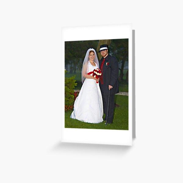 The Wedding Greeting Card