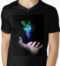 You have the power Mens V-Neck T-Shirt
