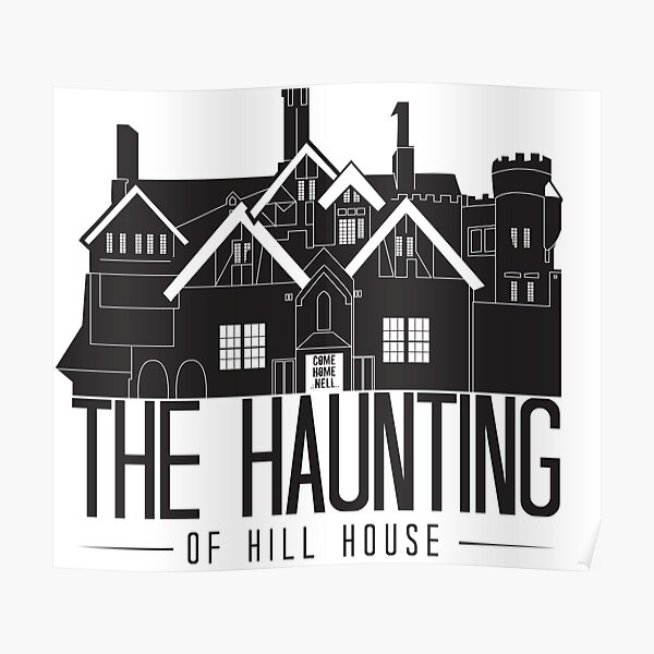 Haunting Hill House Posters Redbubble
