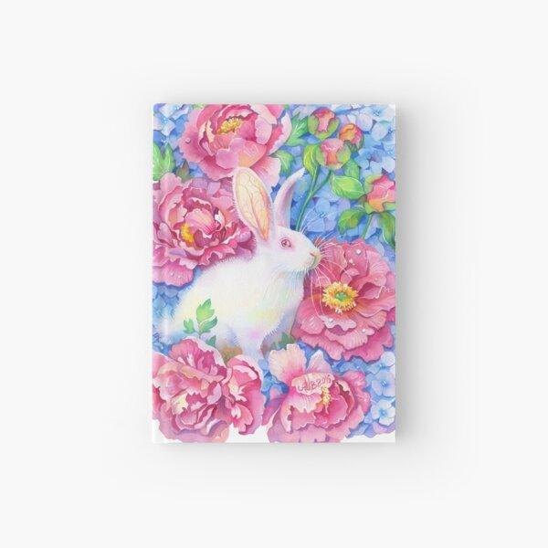 Rabbit Chinese Zodiac Watercolor Hardcover Journal