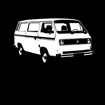 VW T3 Bus by S-p-a-c-e