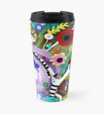 What will be revealed about you today? Travel Mug