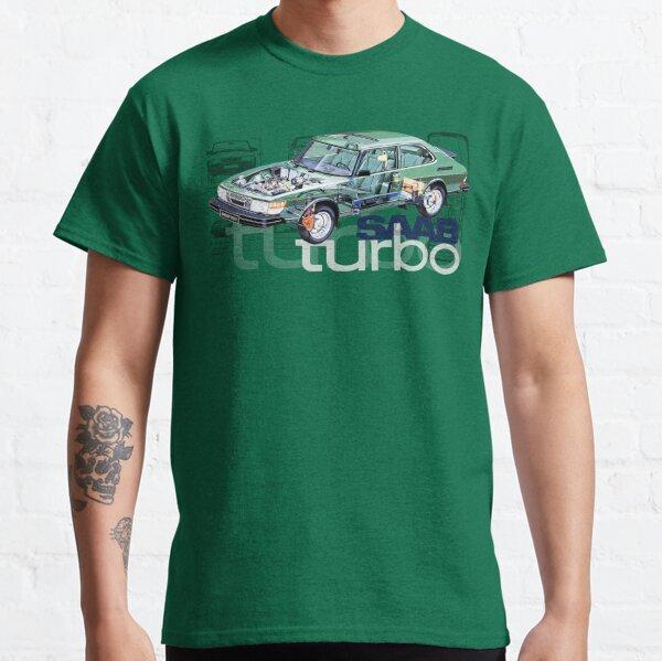SAAB 900 TURBO Classic T-Shirt