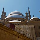 Mosque of Salah al-Din by cjbenck