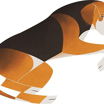 Year of the Dog - Hamilton Hound by Kelgrid