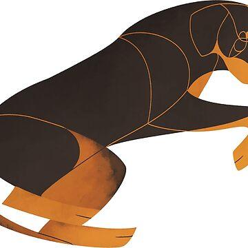 Year of the Dog - Smaland Hound by Kelgrid