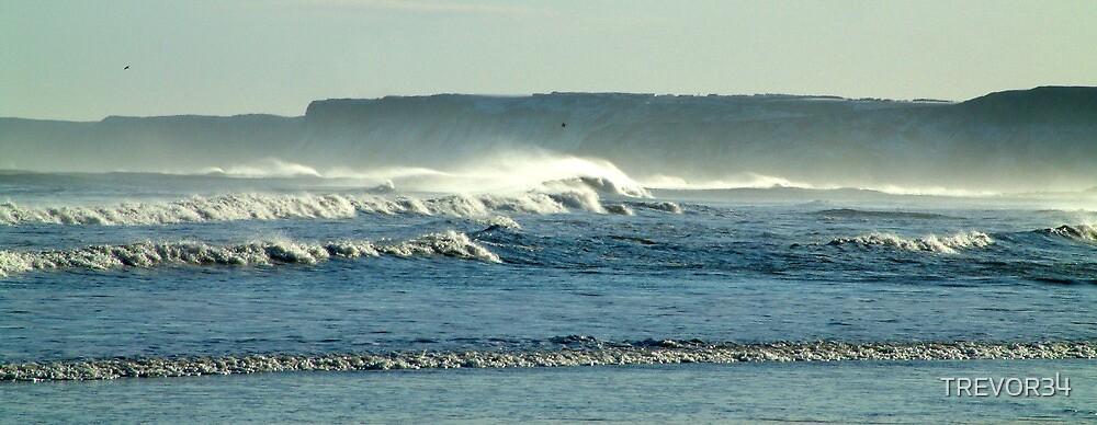 Sea Spray by TREVOR34