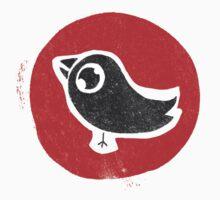 bird print T