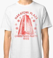 Nakatomi Plaza - Christmas Party Classic T-Shirt