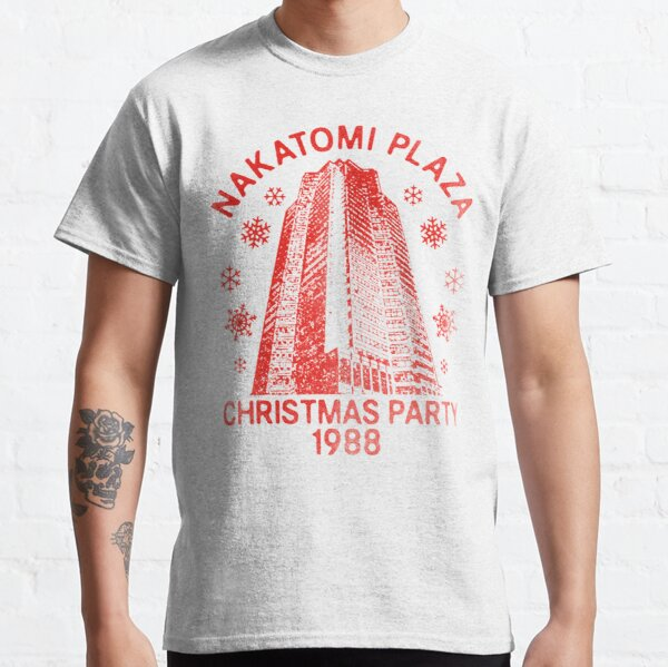 Nakatomi Plaza - Christmas Party Classic T-Shirt