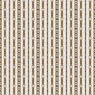 Southwestrn ethnic geometric pattern by Stellagala