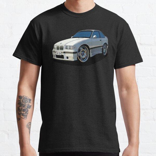 NEW RETRO OLD SCHOOL BMW M SPORT ENTHUSIAST T SHIRT CAR M3 SPORTS CAR RACE TEE