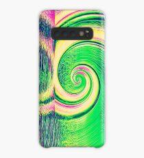 Fibonacci abstract reflections Case/Skin for Samsung Galaxy