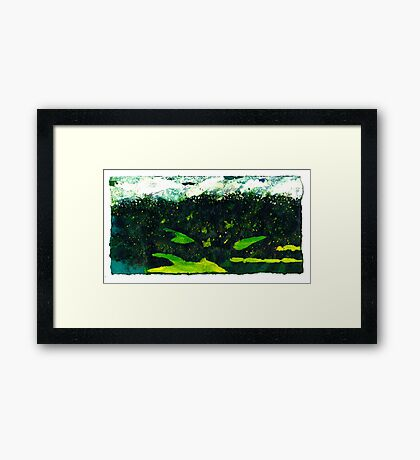 My Mountains#4 Framed Print